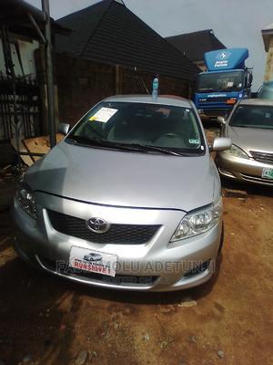 Toyota Corolla 2010 Silver   Cars for sale in Oyo State, Ibadan