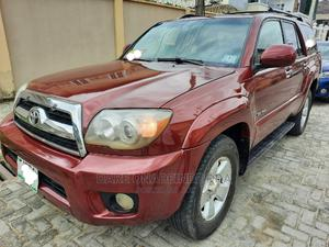 Toyota 4-Runner 2006 Limited 4x4 V6 Red   Cars for sale in Lagos State, Lekki