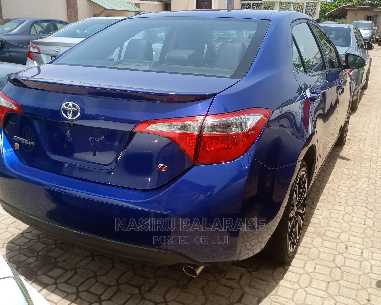 Toyota Corolla 2014 Blue | Cars for sale in Kaduna / Kaduna State, Kaduna State, Nigeria