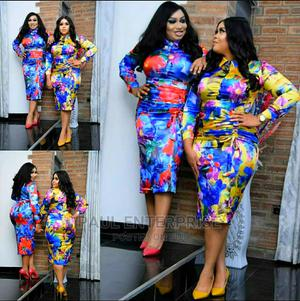 Beautiful High Quality Ladies Classic Designers Turkey Gown   Clothing for sale in Lagos State, Ikeja