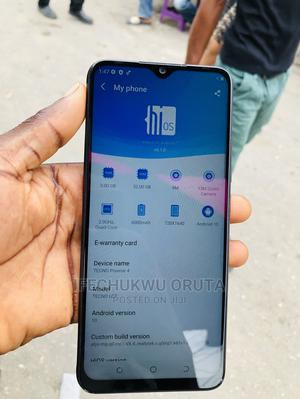 Tecno Pouvoir 4 32 GB Blue   Mobile Phones for sale in Lagos State, Ikeja