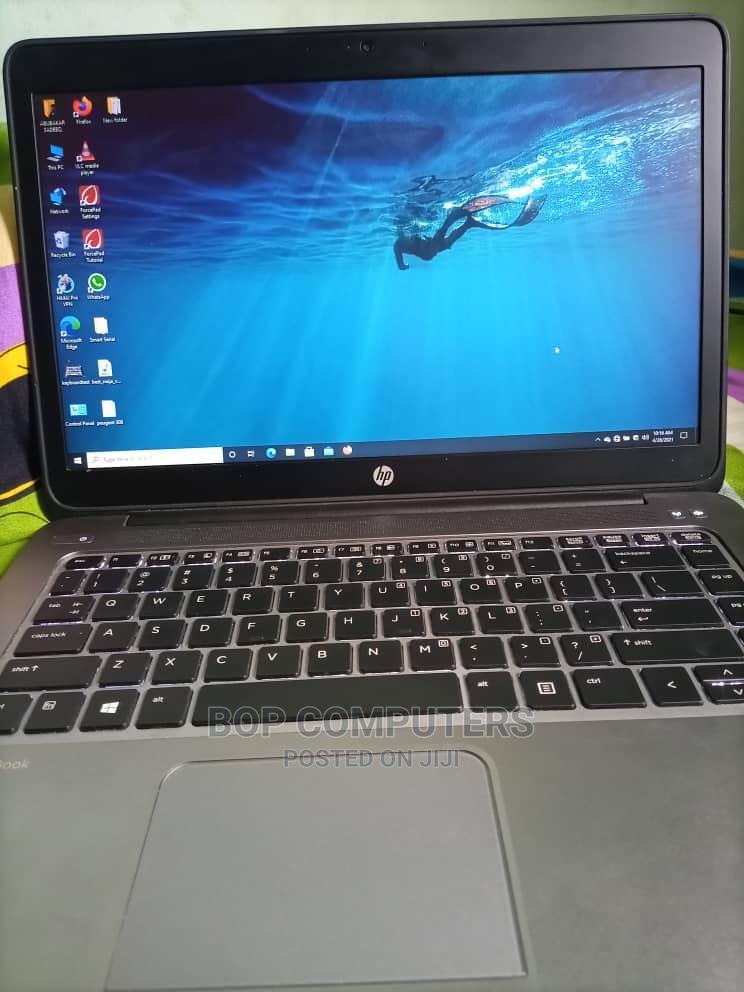 Laptop HP EliteBook Folio 1040 G2 8GB Intel Core I7 SSD 256GB | Laptops & Computers for sale in Ikeja, Lagos State, Nigeria
