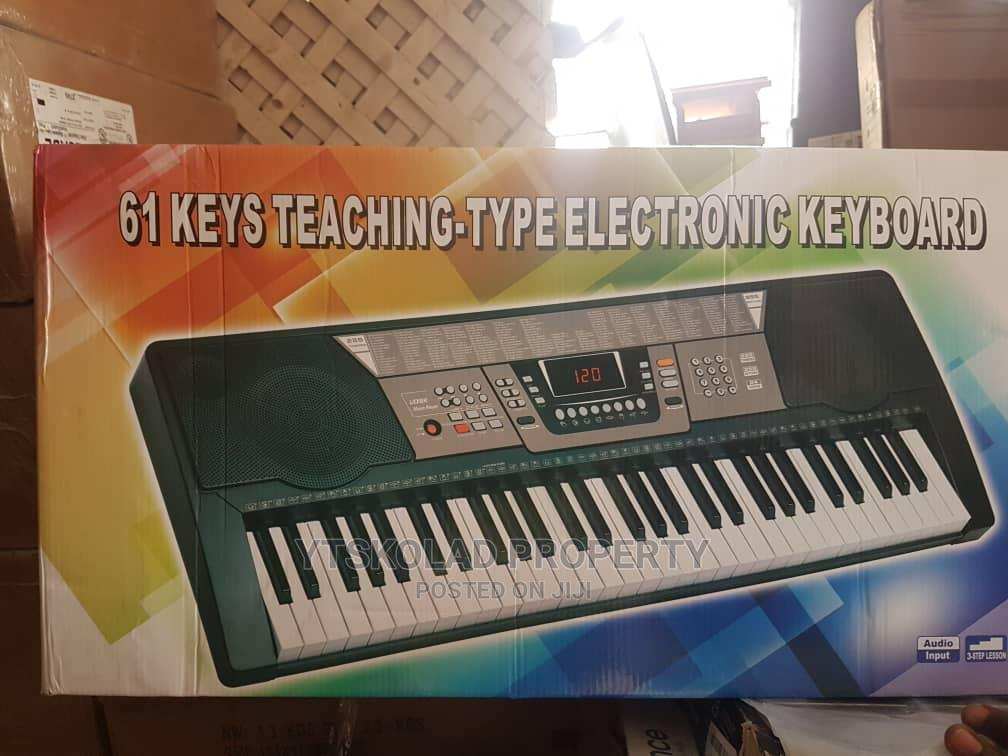 Lagrima 61 Key Digital Electric Piano Keyboard. | Musical Instruments & Gear for sale in Surulere, Lagos State, Nigeria