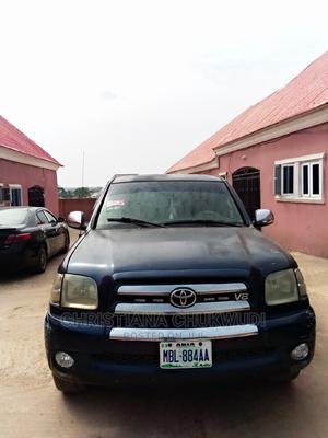 Toyota Tundra 2004 Automatic Blue | Cars for sale in Abuja (FCT) State, Karu