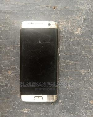 Samsung Galaxy S7 edge 32 GB Gold   Mobile Phones for sale in Abuja (FCT) State, Central Business Dis
