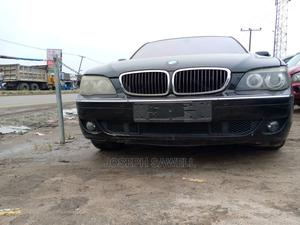 BMW 7 Series 2007 Black | Cars for sale in Rivers State, Port-Harcourt