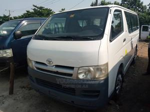 Toyota Hiace Hummer2 White | Buses & Microbuses for sale in Lagos State, Apapa