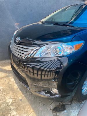 Toyota Sienna 2012 Black   Cars for sale in Lagos State, Amuwo-Odofin
