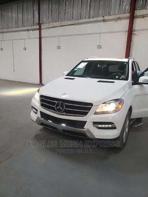 Mercedes-Benz M Class 2014 White | Cars for sale in Lagos State, Gbagada