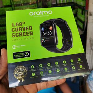 OSW-16 Oraimo Smart Watch   Smart Watches & Trackers for sale in Lagos State, Ikeja