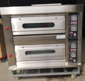 Original 2 Deck 4trays Industrial Gas Oven | Industrial Ovens for sale in Lagos State, Ojo