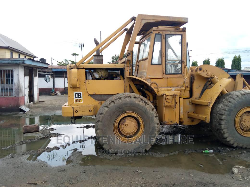 966c Payloader for Sale