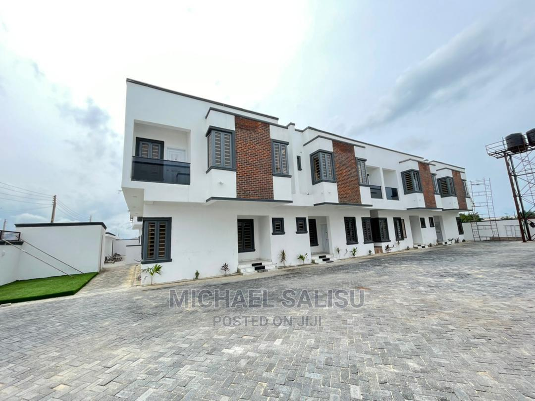 A 4 Bedroom Terrace Duplex With Bq at Ajah Lekki for Sale