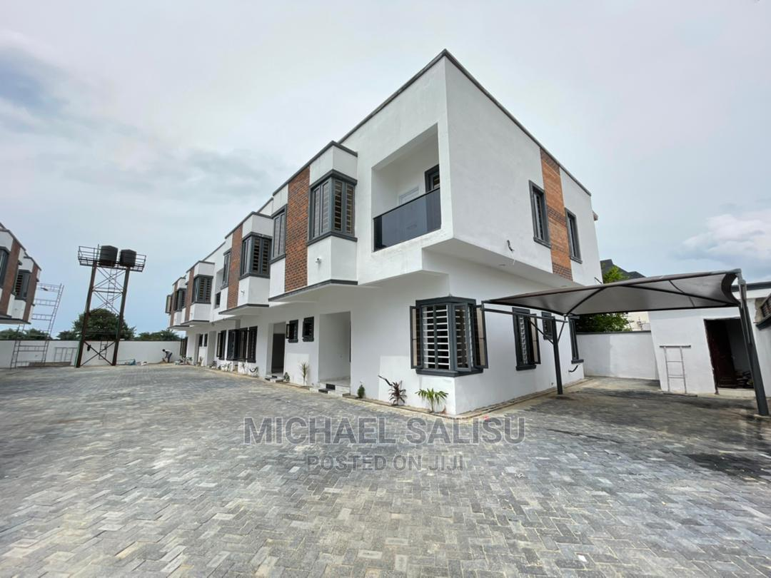 A 4 Bedroom Terrace Duplex With Bq at Ajah Lekki for Sale | Houses & Apartments For Sale for sale in Ajah, Lagos State, Nigeria