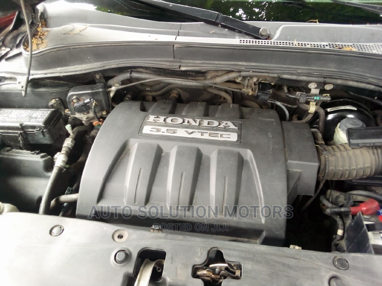 Honda Pilot 2007 EX 4x4 (3.5L 6cyl 5A) Black
