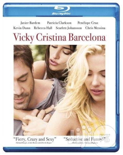 Archive: New Original Vicky Cristina Barcelona Blu-ray