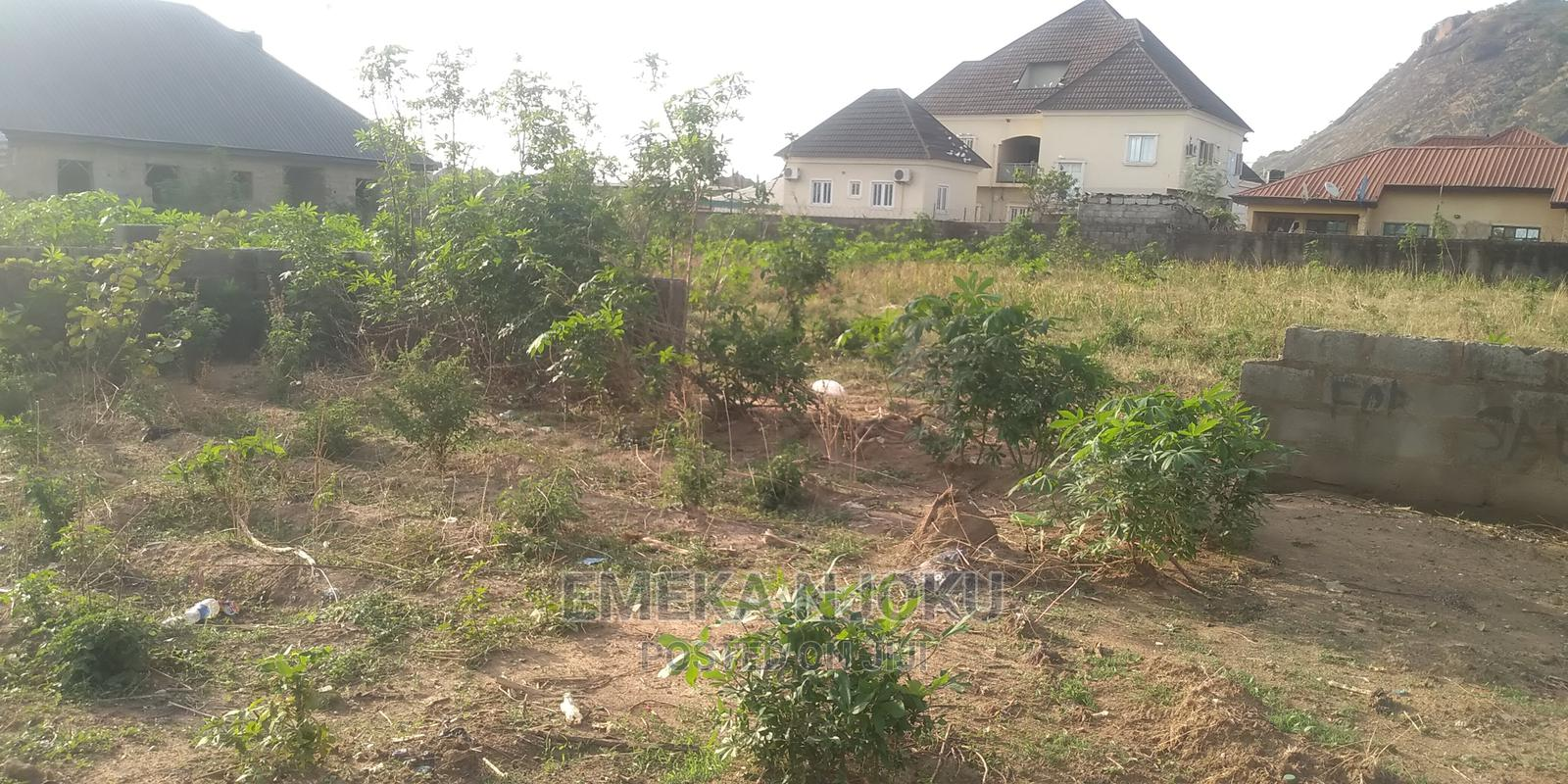 800sqm Residential Plot   Land & Plots For Sale for sale in Gwarinpa, Abuja (FCT) State, Nigeria