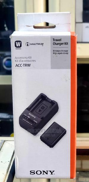 Sony Original FW50 Battery and Charger | Accessories & Supplies for Electronics for sale in Lagos State, Ikeja