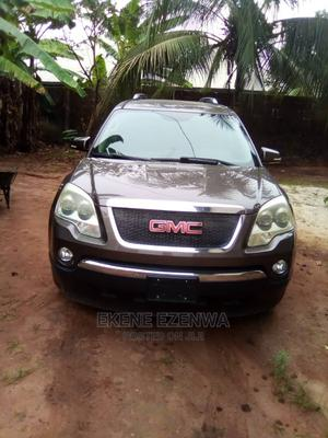 GMC Acadia 2008 SLT-1 FWD Brown | Cars for sale in Abia State, Umuahia
