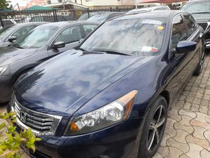 Honda Accord 2008 Blue   Cars for sale in Lagos State, Magodo