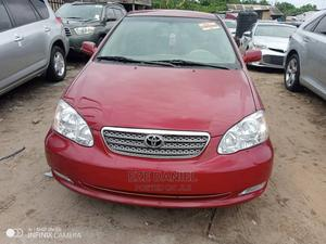 Toyota Corolla 2006 LE Red   Cars for sale in Lagos State, Amuwo-Odofin