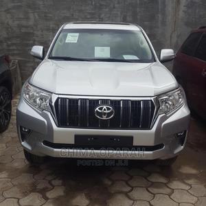 New Toyota Land Cruiser Prado 2019 GXR Silver | Cars for sale in Lagos State, Kosofe