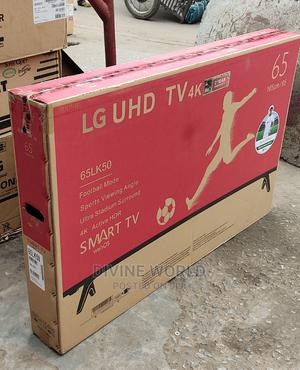 "LG 65""Smart ULTRA High Definition 4k TV Netflix You-Tube App   TV & DVD Equipment for sale in Lagos State, Apapa"