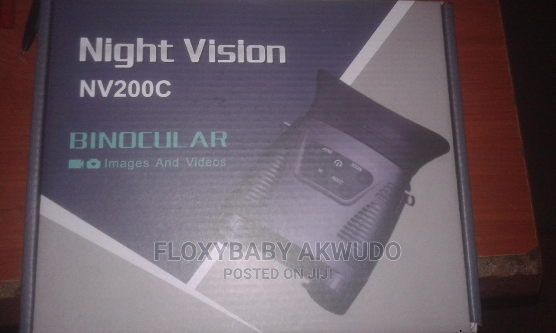 Binocular Night Vision | Camping Gear for sale in Ikeja, Lagos State, Nigeria