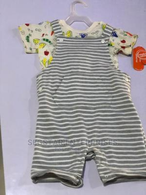 Baby Stripe Shortall Set | Children's Clothing for sale in Oyo State, Ibadan
