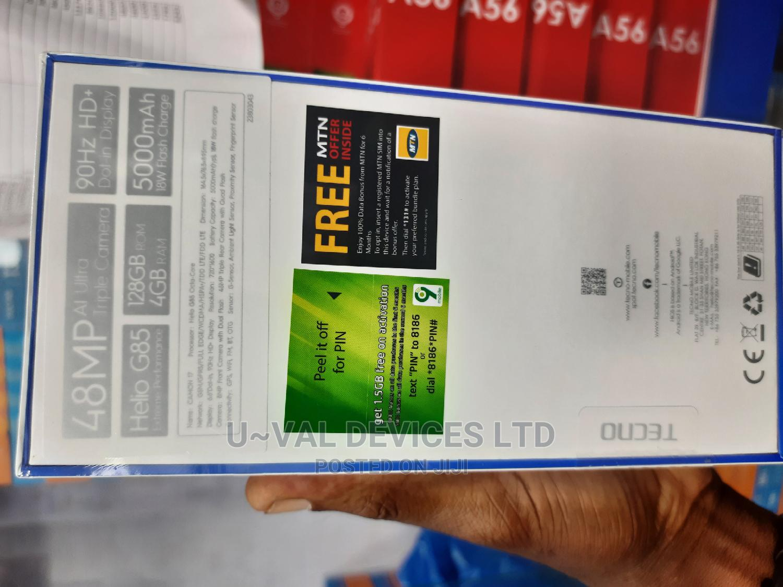 New Tecno Camon 17 128 GB Gold | Mobile Phones for sale in Ikeja, Lagos State, Nigeria