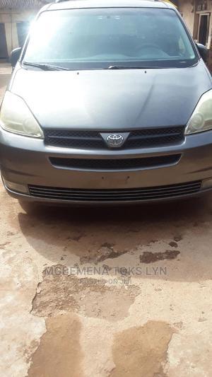 Toyota Sienna 2005 Gray | Cars for sale in Enugu State, Enugu