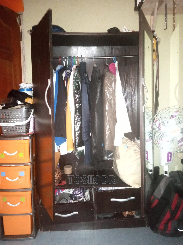 Archive: Wardrobe With Big Mirror