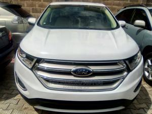 Ford Edge 2015 White | Cars for sale in Lagos State, Ikeja