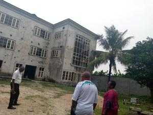 Hospital in Two and Half Plots With Cofo for Sale | Commercial Property For Sale for sale in Rivers State, Port-Harcourt