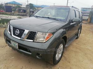 Nissan Pathfinder 2005 LE Green   Cars for sale in Akwa Ibom State, Uyo