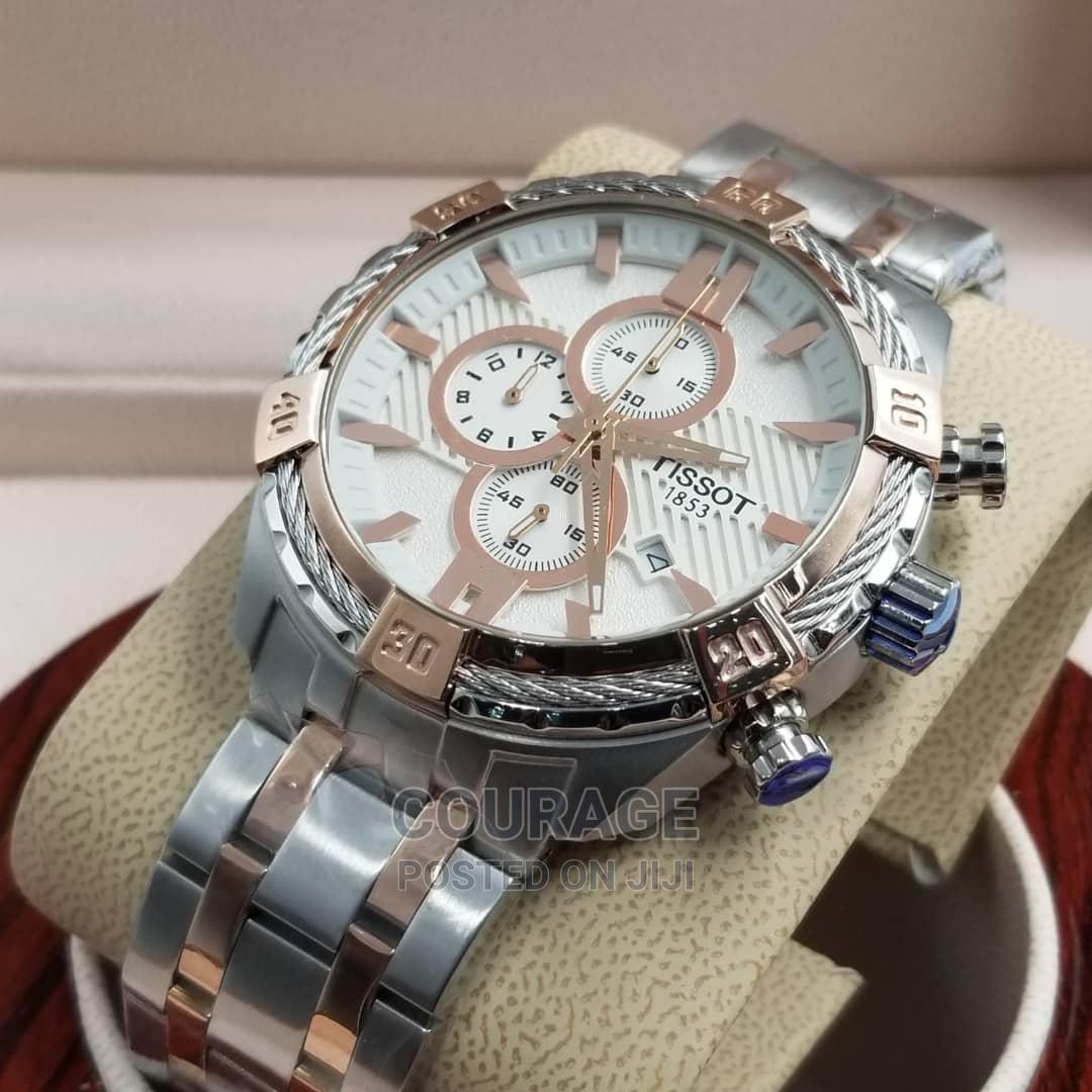 Archive: Tissot Chain Wristwatch