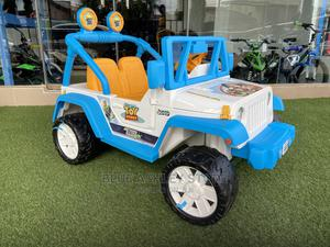 Power Wheels Disney Pixar Toy Story Jeep Wrangler Ages 2-7 | Toys for sale in Lagos State, Alimosho