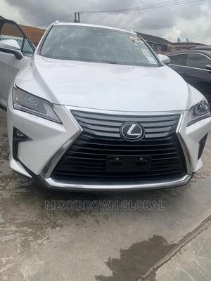 Lexus RX 2017 White | Cars for sale in Lagos State, Surulere