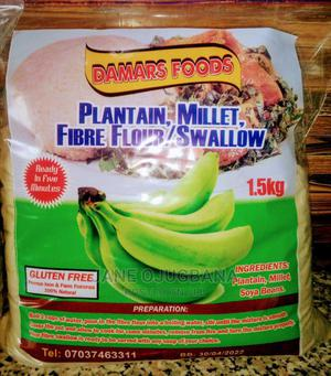 Unripe Plantain Millet Flour | Meals & Drinks for sale in Lagos State, Agege
