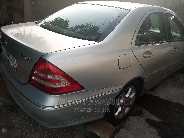 Archive: Mercedes-Benz C280 2006 Silver