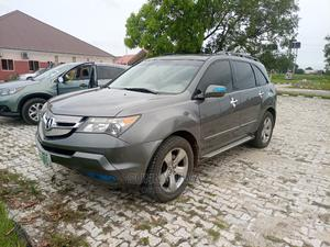 Acura MDX 2007 SUV 4dr AWD (3.7 6cyl 5A) Gray | Cars for sale in Akwa Ibom State, Uyo