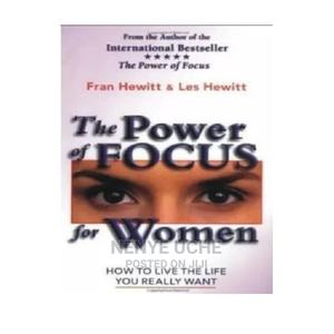 The Power Of Focus For Women | Books & Games for sale in Lagos State, Ajah