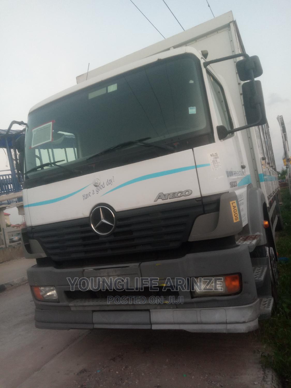 Mercedes Benz   Trucks & Trailers for sale in Ikeja, Lagos State, Nigeria