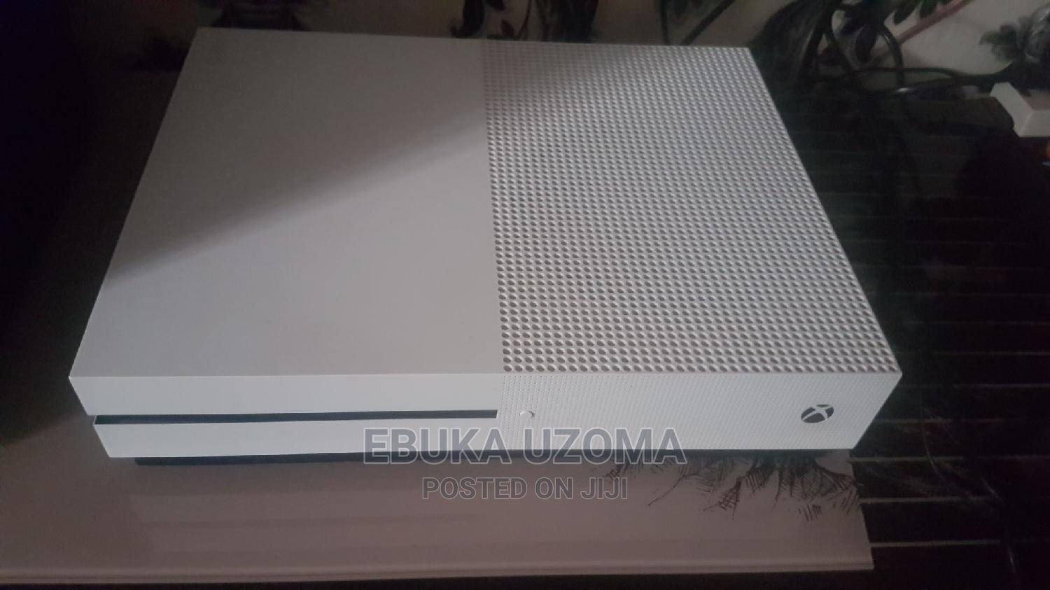 Archive: Xbox One S With 4 Games for Sale