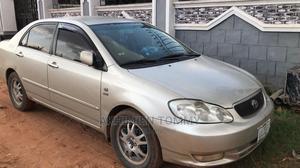 Toyota Corolla 2007 1.6 VVT-i Silver   Cars for sale in Edo State, Benin City
