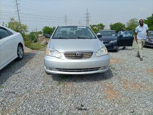 Toyota Corolla 2007 LE Silver | Cars for sale in Abuja (FCT) State, Lugbe District