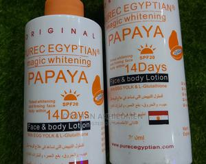 PUREC EGYPTIAN Magic Whitening (Papaya) | Skin Care for sale in Rivers State, Port-Harcourt