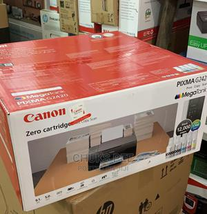Canon Pixma G2420 Megatank | Printers & Scanners for sale in Lagos State, Ikeja