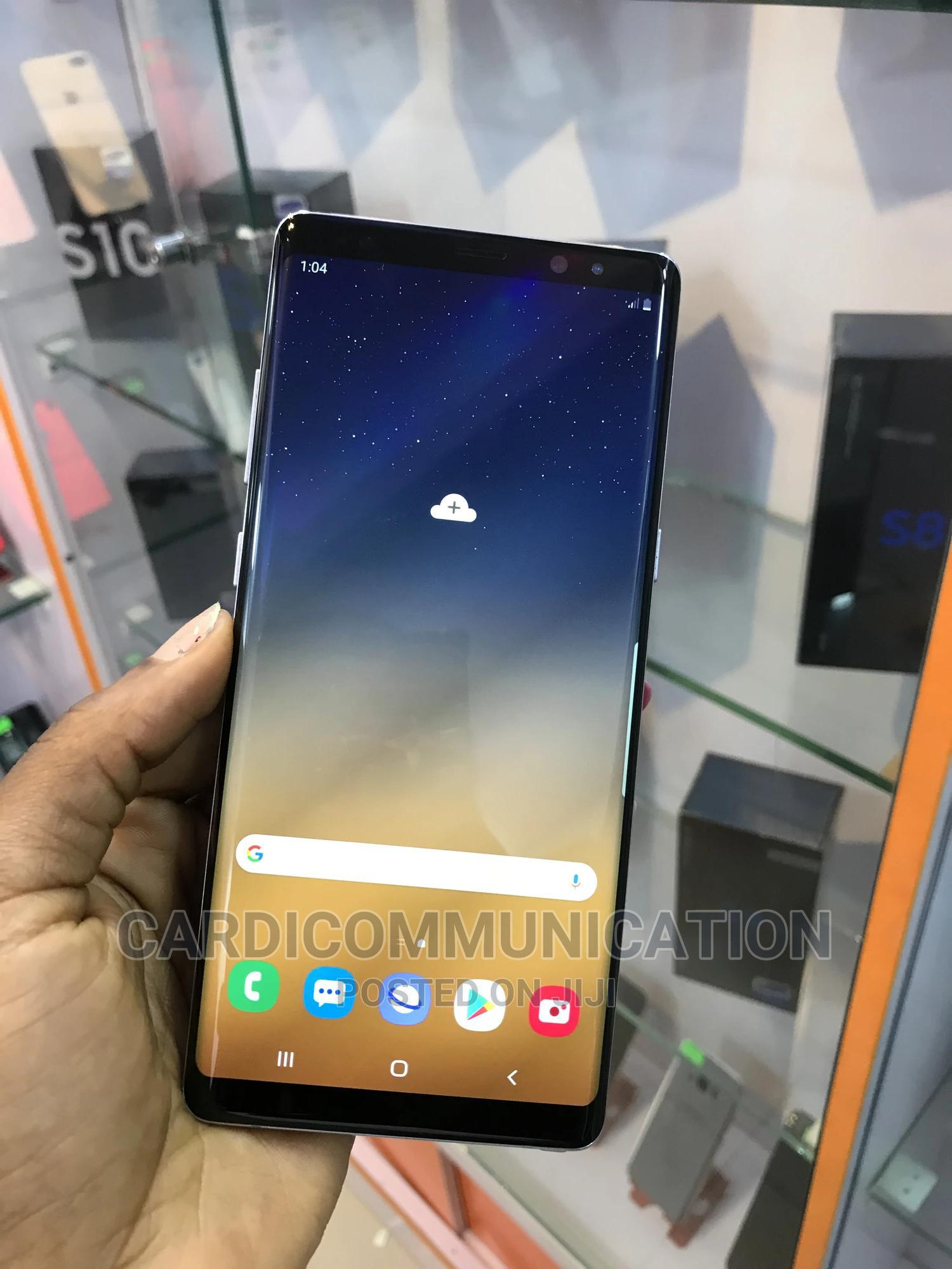 Samsung Galaxy Note 8 64 GB Gray   Mobile Phones for sale in Ikeja, Lagos State, Nigeria