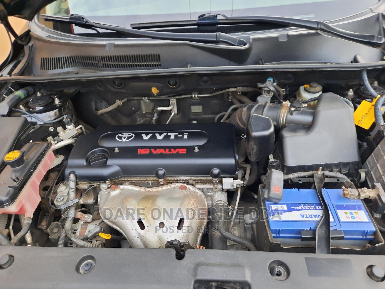 Archive: Toyota RAV4 2007 1.8 Black